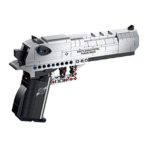 XIAN blocchi di costruzione modello pistola, 1004 parti 98K set di costruzione Compatibile con Lego