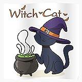 Oneappleshop Scratcher Happy Witch 2020 Cat Pumpkin