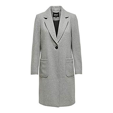 Only Onlolivia-Astrid Wool Coat Otw Abrigo para Mujer a buen precio