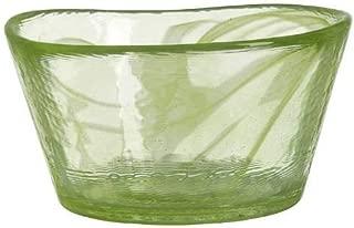 Kosta Boda Mine Bowl, Lime Green