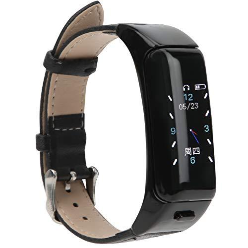 DAUERHAFT Pulsera Deportiva Bluetooth Inteligente con Monitor Saludable Profesional fácil de Poner y Quitar, mejorando la Calidad del sueño