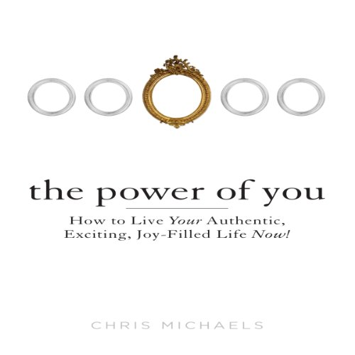 The Power of You audiobook cover art