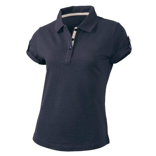 ELT Damen REIT-Poloshirt Iris, dunkelblau, L, 3184905-L