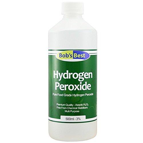 Food Grade Hydrogen Peroxide 3% - 500ml