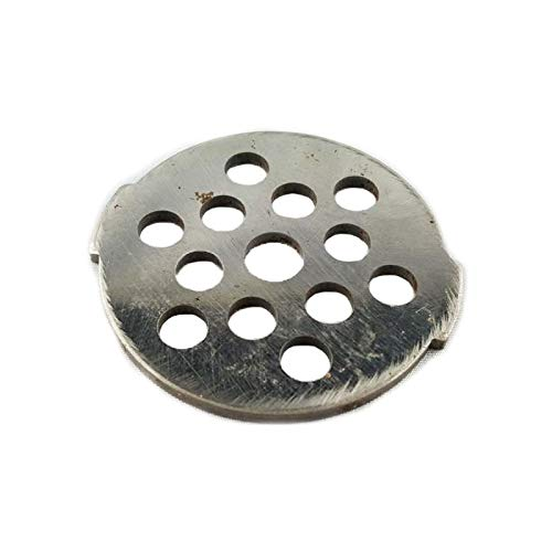 Moulinex - Grille 4,7mm Inox Pour Hachoir - Ss-192246 Pour Pieces Preparation Culinaire Petit Electromenager