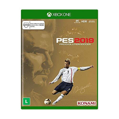Game Microsoft - Pes 2019 David Beckham Edition-konami Digital Entertainment Co., Ltd.-xbox_one