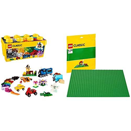 lego classic base LEGO Classic Scatola Mattoncini Creativi