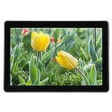 para Android 9.0 Tablet PC de 10 pulgadas, CPU de 8 núcleos, 4G-WiFi, teléfono 3G/4G, ROM de 32GB 2GB de RAM, pantalla táctil HD, con Bluetooth, Dual SIM Dual Standby, 32G + 2G, Cámara dual(EU)