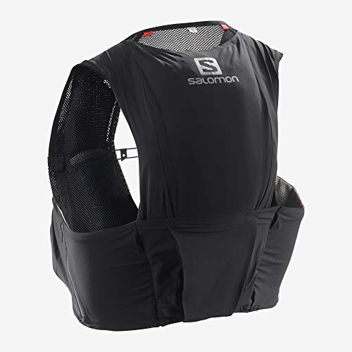 SALOMON Bag S/Lab Sense Ultra 8 Set Weste, schwarz, L
