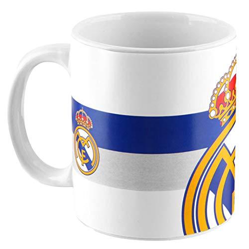 """Tasse, """"Team F B 40Chelsea"""", toller Artikel für Fußballfans Gr. Einheitsgröße, Real Madrid"""