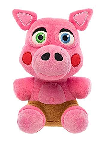 Funko Plush Five Nights at Freddy's Pizza Simulator - Pigpatch Collectible Figure, Multicolor
