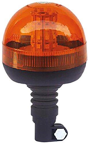 Maypole MP4093 Gyrophare lumineux, LED 12/24 V, base flexible