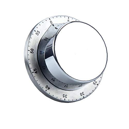 DierCosy Temporizador de Cocina de 60 Minutos Momento Fuerte Alarma para Maestros de Niños y Ancianos, para la Sala de Clase Tarea Cocina