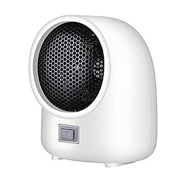 SXDEYAKJ Radiateur, Mini-radiateur électrique Personnel pour Le Bureau à Domicile et la Chambre à Coucher White