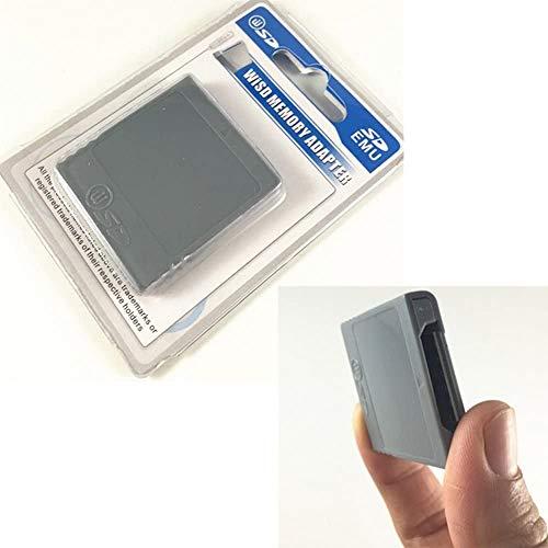 Adaptador convertidor de tarjeta de memoria SD clave para Nintendo Gamecube NGC...