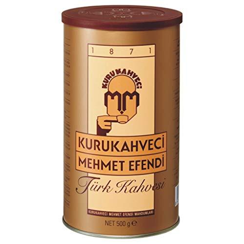 Kurukahveci Mehmet Efendi Kaffee Mehmet Efendi 500g 2-er Pack
