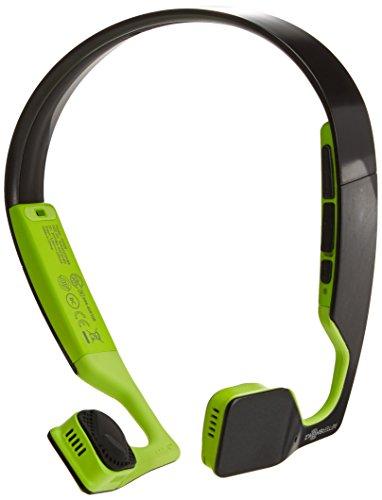 AfterShokz Bluez 2s Wireless Bone Conduction Bluetooth Headphones (Neon Green)