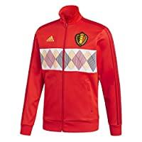 100% Polyester adidas Red