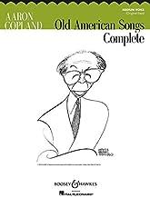 Old American Songs Complete: Medium Voice (Original Keys)