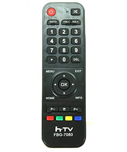 Controle Remoto IR HTV 3 HTV5