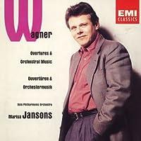 ワーグナー:序曲、管弦楽曲集