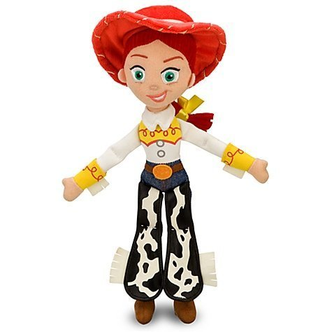 "Toy Story Jessie Plush Doll 11\"" by The Disney Store by Disney"