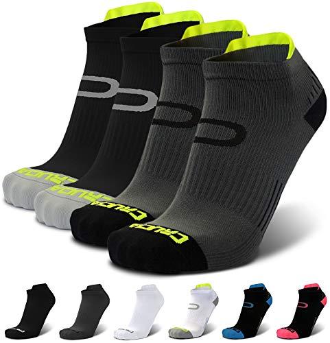 Crucial Compression Workout Socks for Men & Women
