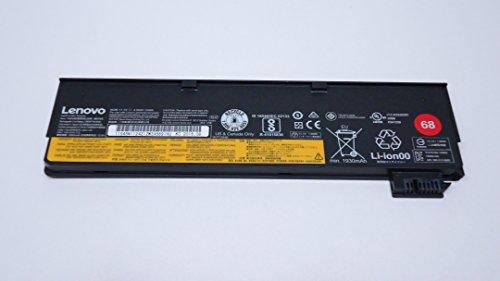 Lenovo 3 celdas, 23,6 Wh, batería 68 (MFG Retail P/N; 0C52861) alternativo Lenovo Fru número 45N1775