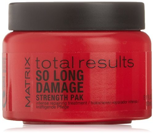 Matrix Total Results So Long Damage Strength Pak Intensiv-Maske, 150 ml