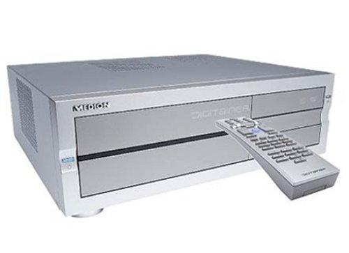 Medion Digitainer Mediacenter DVD- und Festplatten-Rekorder 160 GB
