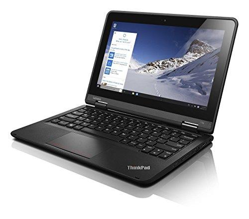 Lenovo Thinkpad Yoga 11E - 11.6' Touchscreen - Intel Core M-5Y10C CPU - 4GB RAM - 128GB SSD - Windows 10 Home (Renewed)