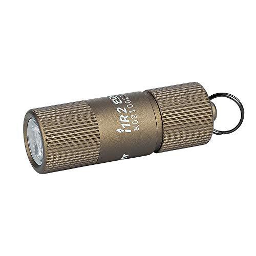 OLIGHT(オーライト) I1R 2 EOS 懐中電灯 150ルーメン ミニライト キーホルダー フラッシュライト USB充電式 ハンディライト 紛失予防 コンパクト 小型 防水 軽量