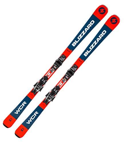 Blizzard Skis WCR 167 cm Tip & Tail Camber Rocker modèle 2020 + fixation TLT10 Demo