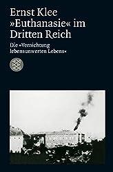Cover Euthanasie im Dritten Reich