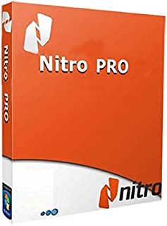 Nitro Pro 10 - PDF Viewer,Creator, Editor,Converter for Windows Instant Amazon/seller buyer message Delivery