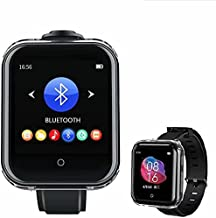 Bluetooth5.0 MP3 Player with Watch Strap 16GB Full Touch Screen Wearable Mini Sport Portable MP3 Music Player, Comes with ... photo