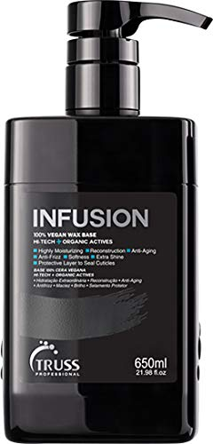 Truss Infusion Hair Treatment for Frizz Control