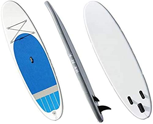 BAOFI Consejo de Apoyo Inflable Up Paddle Surf Junta Nueva 6inX32inx5in 10 pies Inflable Sup Tabla de Surf Tablas de Surf para Tablas de Surf de Yoga hasta Paddleboard Tabla de Surf