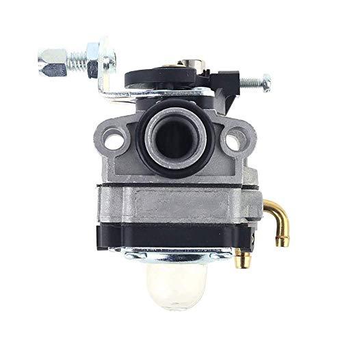 139 tipos de alturas calidad carburador compatible para cortacésped, podadora, cortador de cepillos, generador, no ajustar, tornillos de carburador de motocicleta, reemplazo del carburador