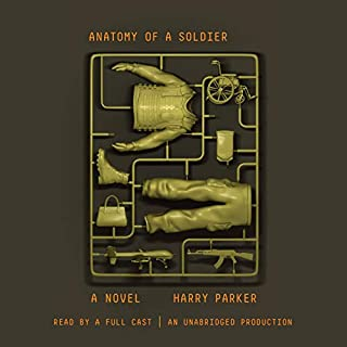 Anatomy of a Soldier audiobook cover art