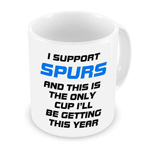 GrassVillage I Supports Spurs and This is Only Cup I'll be Getting This Year Mug,...