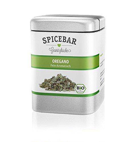 Spicebar Oregano, Fein Aromatisch in Bio Qualität (1 x 20g)