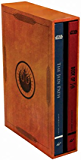 Star Wars?: The Jedi Path and Book of Sith Deluxe Box Set (Star Wars Gifts, Sith Book, Jedi Code, Star Wars Book Set)