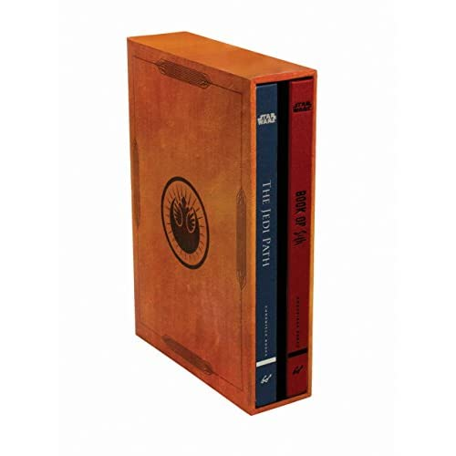 Star Wars Box Set: The Jedi Path and Book of Sith