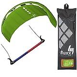 HQ4 Fluxx 1.8 R2F Trainer Kite Kiteboarding Power Surf Beginner Kitesurf Beach