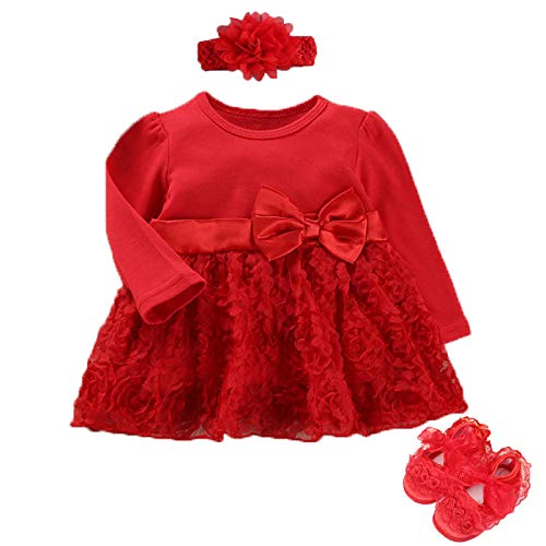 Baby Girls Pageant Birthday Party Wedding Christmas Family...