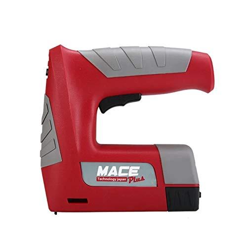 Eyoyo Grapadora USB 4.2V Batería Recargable Pistola de Uñas Eléctrica Inalámbrico Pistola Grapadora Portátil recta Cuadrado Herramientas para Trabajar Madera