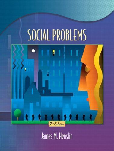 Social Problems (7th Edition) (MySocKit Series)