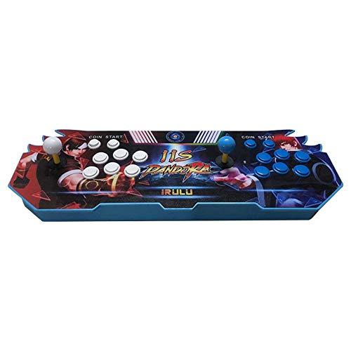 iRULU 3399 Games Arcade Machine,Console di Gioco per Famiglie,Console,Migliaia di Giochi Arcade Classici Pandora's Box Multiplayer Home Joystick Console
