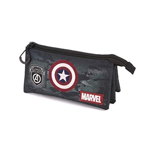 Karactermania Captain America Army-astuccio Portatutto